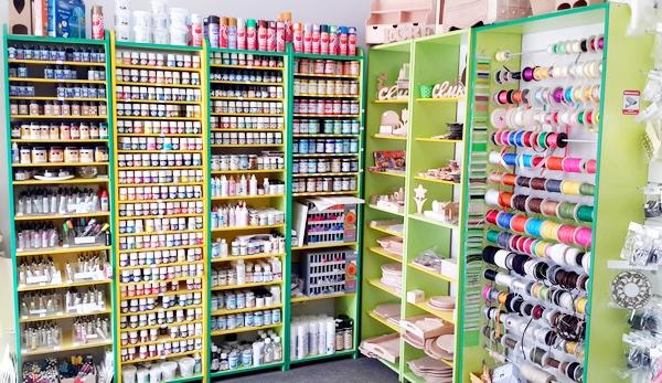 інтернет магазин товарів для рукоділля та хобі - Handmade Studio