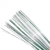 Проволока для стволов зеленая, диаметр - 1,8 мм