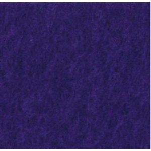 Фетр листовой 22,9х30,5 см, 2мм, цвет королевский синий