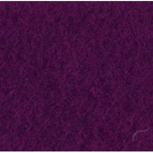 Фетр листовой 22,9х30,5 см, 2мм, цвет пурпурный