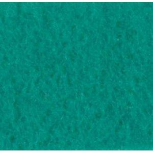 Фетр листовой 22,9х30,5 см, 2мм, цвет бирюзовый