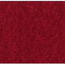 Фетр листовой 22,9х30,5 см, 2мм, цвет красный рубин