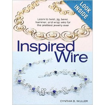"Книга по созданию бижутерии ""Inspired Wire"""