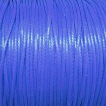 Шнур синтетический плетеный, цвет синий 2 мм, 1м.