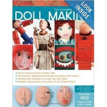 "Книга по лепке кукол ""The Complete Photo Guide to Doll Making"""
