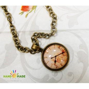 Кулон Винтаж часы 1