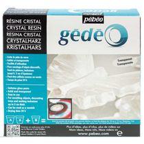 Эпоксидная смола Gedeo Pebeo прозрачная, 300 мл