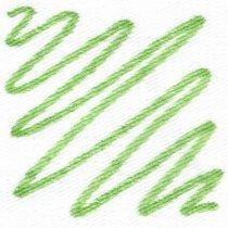 Маркер  для ткани Pebeо Setaskrib Флюоресцентный Зеленый 18