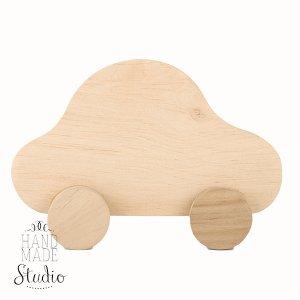 Деревянная заготовка Машинка, 11х17 см
