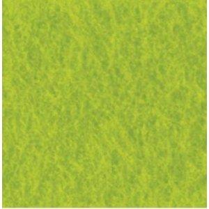 Фетр листовой 22,9х30,5 см, 2мм, цвет салатовый