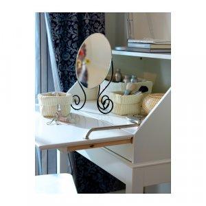 Зеркало на кованой ножке MYKEN