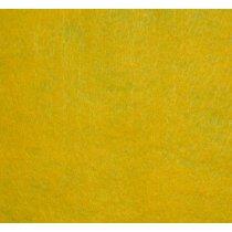 №121 Фетр листовой, цвет золото (Gold)