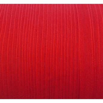 Органза, цвет красный, 7мм
