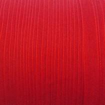 Органза, цвет красный