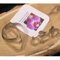 Каттеры для изготовления фаленопсиса (маленький) S 02-0042