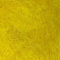 Сизаль, цвет желтый, 40 г.
