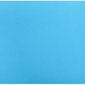 Фоамиран 1/4 листа №25, цвет светло-голубой