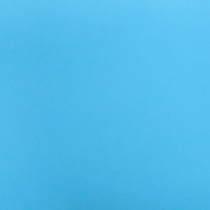 Фоамиран иранский 30х30 см №17, цвет голубой