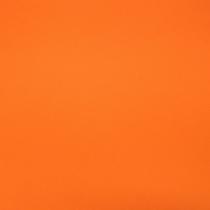 Фоамиран иранский 30х30 см №7, цвет оранжевый