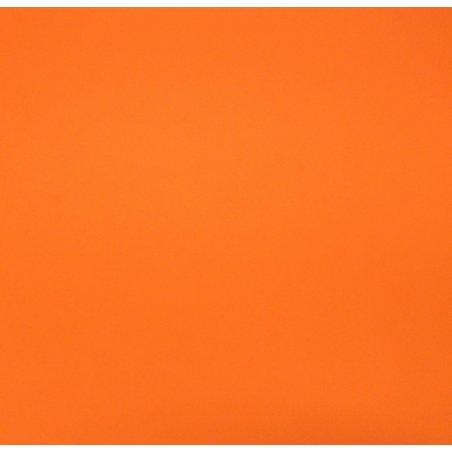Фоамиран 1/4 листа №7, цвет оранжевый