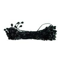 Цветочные тычинки черные №79