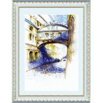 """Набор для вышивания крестом """"Венеция"""" №361"""