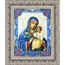 """Набор для вышивания крестом """"Икона Божьей Матери """"Неувядаемый цвет"""" №314"""