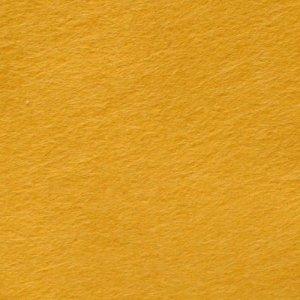 №403 Фетр листовой 22,9х30,5 см, 2мм, цвет золото темное Goldenrod
