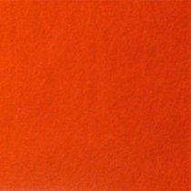 №107 Фетр листовой, цвет оранжевый (Orange)