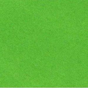№343 Фетр листовой 22,9х30,5 см, 2 мм, цвет зеленое яблоко Apple Green 343