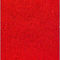 №015 Фетр листовой, цвет красный (Red)