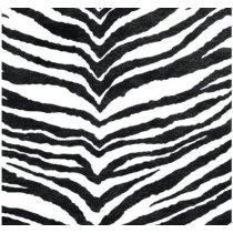 №073 Фетр листовой, цвет зебра