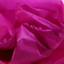 Бумага тишью, цвет - малиновый