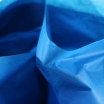 Бумага тишью, цвет -  королевский синий, 50х70 см, 1 лист