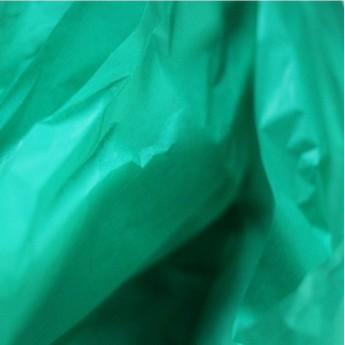 Бумага тишью, цвет -  зеленый мятный