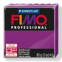 Полимерная глина Fimo Professional, 85 гр. №61, фиолетовый