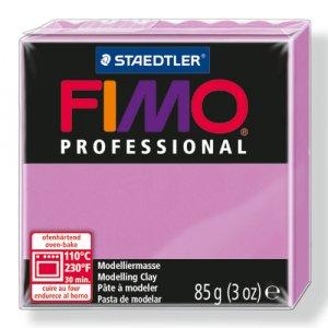 Полимерная глина Fimo Professional, 85 гр. №62, лаванда