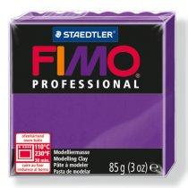 Полимерная глина Fimo Professional, 85 гр. №6, лиловый