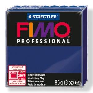 Полимерная глина Fimo Professional, 85 гр. №34, морская волна