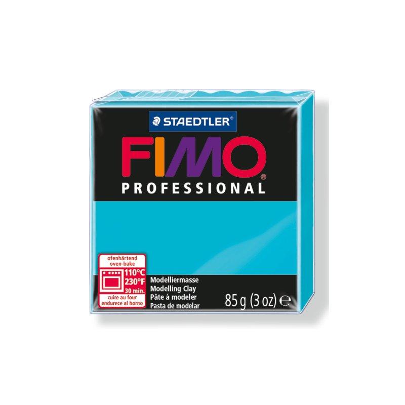 Полімерна глина Fimo Professional, 85 гр. №32, бірюзовий