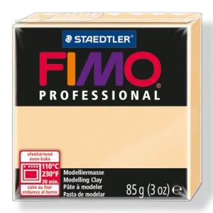 Полимерная глина Fimo Professional, 85 гр. №02, шампань