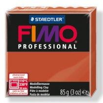 Полимерная глина Fimo Professional, 85 гр. №74, терракота