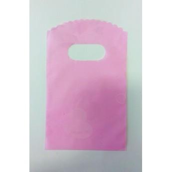 "Пакетик розовый ""Сердце"" 15 х 9 см"