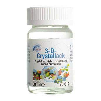 3-D Кристал лак Creartec 50 мл Cr-70012