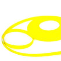Репсовая лента 0,6 см, цвет - желтый