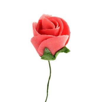 Маленькая розочка, цвет лососевый