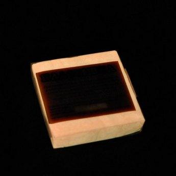 Полимерная глина фосфоресцентная красного свечения, 75г 0503