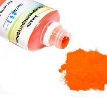 №003 Низкотемпературная эмаль, цвет - оранжевый, 12 г