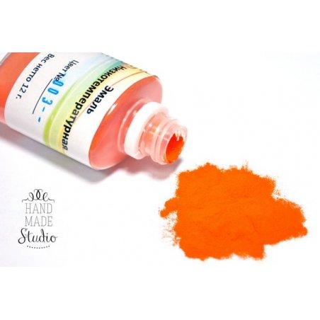 Низкотемпературная эмаль Оранжевый 003, 12 г