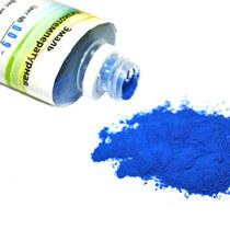 №009 Низкотемпературная эмаль, цвет - синий, 12г